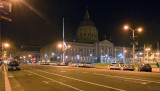 Earth Hour at City Hall