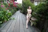 Nude Upon Napier Lane