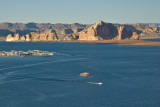 Lake Powell and Vemillion Cliffs