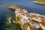 Austria  - Greek island of Andros