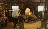 The Blacksmith's Shop