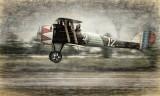 Nieuport 28 Sketch