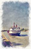 Laker Watercolour