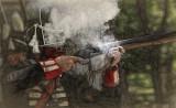 War of 1812 Re-enactor