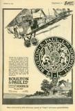 Vintage Aircraft Advertising