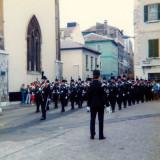 Gibraltar_08.jpg Marching bands and street parade - Main Street Gibealtar - © A Santillo 1979