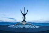 IMG_5244.jpg Sun Voyager (Icelandic: Sólfar) sculpture by Jón Gunnar Árnason, Reykjavik - © A Santillo 2014