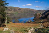 IMG_3847.jpg Ullswater - view towards Glencoyne, Brown Hills and Watermillock Common - © A Santillo 2012