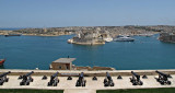 G10_0094A.jpg Saluting Battery - Upper Barrakka Gardens & Grand Harbour - Valletta - © A Santillo 2009