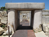G10_0155.jpg Stone gateway - Tarxien Temples, Tarxien - © A Santillo 2009