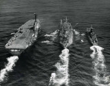 RFA-Tideflow.jpg RFA Tideflow refuelling three of Her Majesties Royal Navy ships - 1970 (photographer unknown)