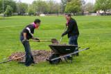 Lincoln Village Park Tree Planting