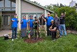 Earth Day Tree Planting 4 22 17