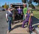 Cordova Vineyards Tree Planting Event