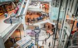Shopping in Eaton Centre