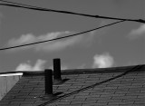 roof and wires