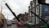 Ireland in the rain