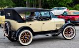 chugging along - 1924 Studebaker Big Six Touring