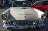 1955 Ford Thunderbird-the original 2 views