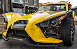 Polaris Slingshot - 3 wheel autocycle