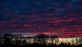 winter light & clouds
