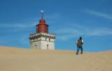 Shifting, whispering sands
