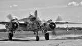 B35J in black and white