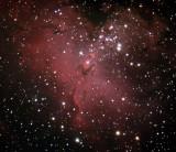 M16 - The Eagle Nebula in Serpens 22-Apr-2017