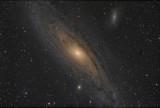 M31 - The Andromeda Galaxy 25-Sep-2017