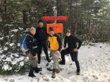 New England Hikes 2017