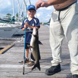 My Grandson's BIG catch.jpg