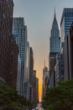 May 2015 NYC - Manhattanhenge