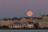Full Moon - NJ & NYC - April 2012