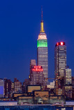 Night Cityscapes - NYC - April 2012