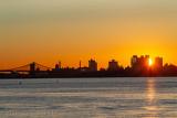 Sunrise - NYC - April 2012