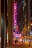Radio City Music Hall - NYC  - April 2012