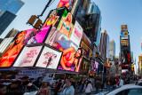 Times Square - April 2012