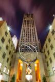 Rockefeller Centre - NYC - April 2012