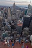 NYC Skyline - July 2012