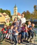 Gisela Fuchs feiert den 90. Geburtstag
