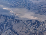 Panamint Dunes and Panamint Valley