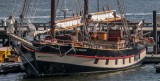 The Lovely Lines Of An Old Schooner
