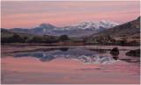Snowdon sunrise.
