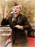Fiona Harrison 40's Vintage weekend 30th July 2017