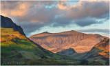Snowdon from Llyn Nantlle
