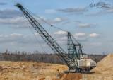 Armstrong Coal Company (Lewis Creek Mine)-Bucyrus Erie 770B
