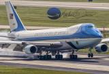 Presidential Air Travel