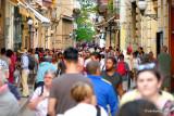 Daily pile-up @ Calle Obispo,La Habana, Cuba