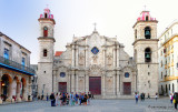 Havana Cathedral, Cuba