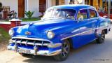 1954 Chevrolet Club 210. Pinar del Rio, Cuba